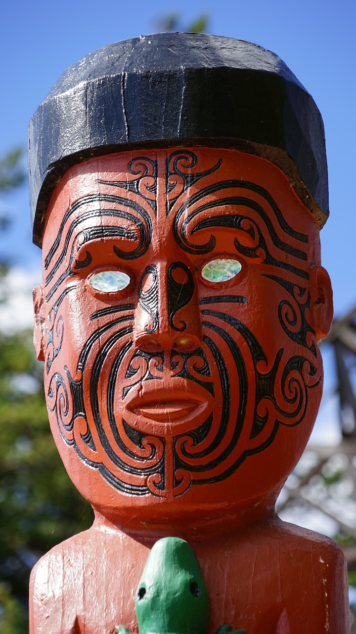 Maori Natives: New Zealand's Indigenous Culture: Religion & Mana