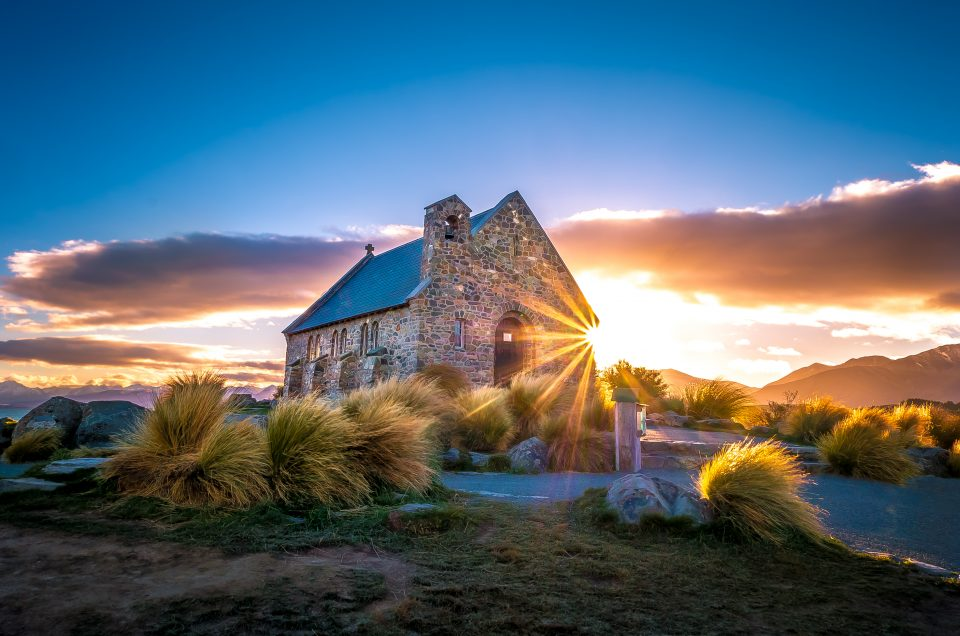 Lake Tekapo, New Zealand – Everything You Need to Know